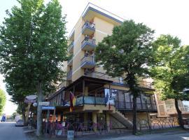 Hotel Settebello, hotel in Cesenatico