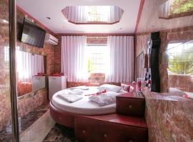 Motel Desejo (Adult Only), hotel with jacuzzis in Porto Alegre