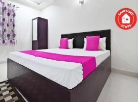 OYO 60218 Hotel Raj Inn, hotel near Agra Airport - AGR, Malpura