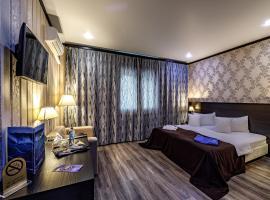 Hotel Gold Shark, hotel near Sheremetyevo International Airport - SVO, Khimki