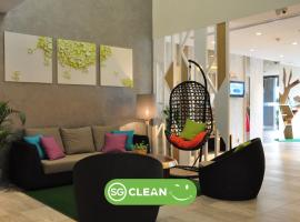 Champion Hotel (SG Clean, Staycation Approved), hotel in Singapore