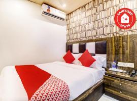 OYO 49759 Hotel Qubic, hotel in Mumbai