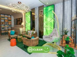 Champion Hotel City (SG Clean, Staycation Approved), hotel in Singapore