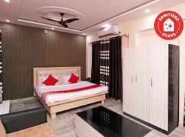OYO 26668 Krishna Hotel, отель в городе Аллахабад