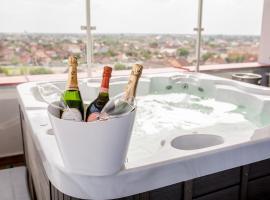 Hotel Nevis Wellness & SPA, hotel in Oradea