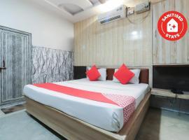 OYO 63468 The Palace, hotel near Kanpur Airport - KNU, Juhi Bari