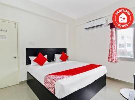 OYO 63021 Hotel Hill 9, отель в Хайдарабаде