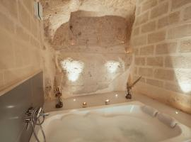 Endea Suite Rooms, bed and breakfast en Matera