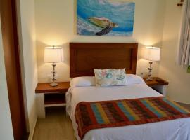 Collection O Hotel Suites San Rey, hotel in Puerto Morelos