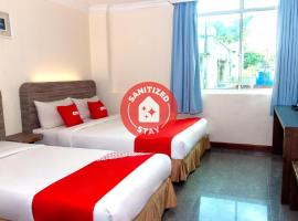 OYO 89609 Sandakan Central Hotel Near Hospital Duchess of Kent, hotel di Sandakan