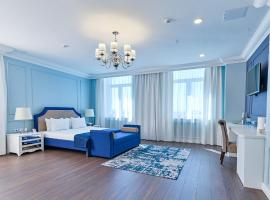 Reston Hotel & Spa, hotel in Ulan-Ude
