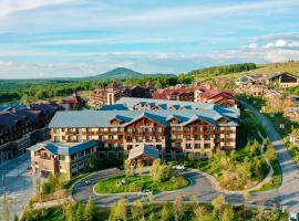 Swissôtel Resort Changbaishan, hotel in Baishan