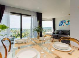 NOON Village - Tower 2, serviced apartment in Chalong
