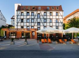 Hotel Horeka, hotel in Ełk