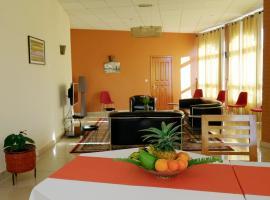 Zomatel Hotel, hotel in Fianarantsoa