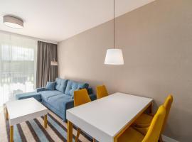 Rent like home Bel Mare 106, hotel with jacuzzis in Międzyzdroje