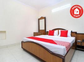 OYO 24326 Ab Hotel, hotel near Sri Guru Ram Dass Jee International Airport - ATQ, Amritsar