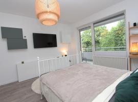 Moderne Wohnung in zentraler, ruhiger Gegend, apartment in Bielefeld