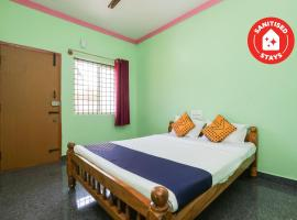 SPOT ON 45887 Yeshwitha Residency, hotel near GRS Fantasy Park, Mysore