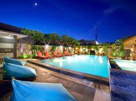 The Banyumas Villa, hotel near Udayana University, Denpasar