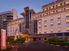 Mövenpick Hotel & Apartments Dubai, hotel in Bur Dubai, Dubai