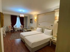 Muyan Suites, hotel poblíž významného místa Velký bazar, Istanbul