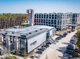 Hotel Zalewski – hotel w mieście Mrzeżyno