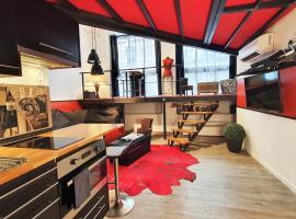 Apartment Only Loft Lyon Brotteaux-Part Dieu, hotel near Chapennes - Charles Hernu Metro Station, Lyon