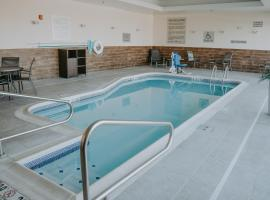 Fairfield Inn & Suites by Marriott Lincoln Airport, hotel near Lincoln Airport - LNK,