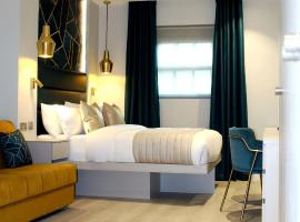NOX HOTELS - Waterloo, hotel em Londres