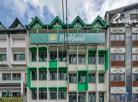 Parkland Express,伯恩倉的飯店