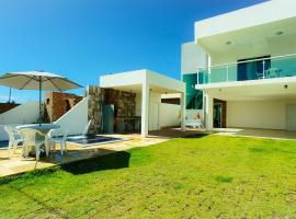 Casa de praia em Paripueira (Condomínio Fechado), holiday home in Maceió