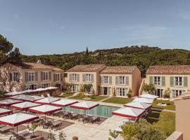 Hotel Lou Pinet, accessible hotel in Saint-Tropez