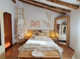 La Ultima Casa Masboquera 1 bedroom, villa in Mas Boquera