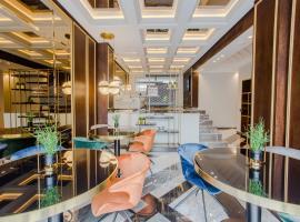 Makass Appart Hotel, hotel in Rabat