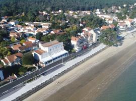 Le Homard Bleu, hôtel à Saint-Trojan-les-Bains