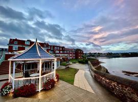 Best Western Livermead Cliff Hotel, hotel Torquayben