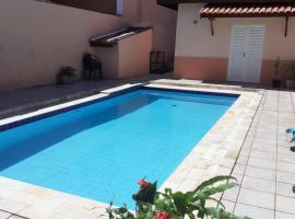 Franca Maya Hostel, hotel with jacuzzis in Campinas