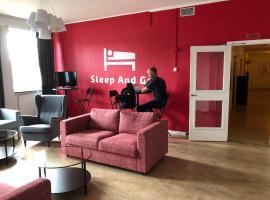 Sleep And Go, hotell i Härnösand