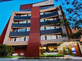 TRYP by Wyndham Santa Cruz, hotell nära Viru Viru internationella flygplats - VVI, Santa Cruz de la Sierra