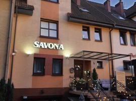 Savona Świnoujście, hotel near Leading lights Mlyny, Świnoujście