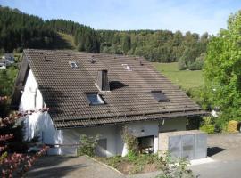 Ruhige Lage und doch zentral, apartment in Winterberg