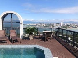 Lindacap Residence, apartment in Florianópolis