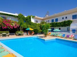 Costas & Chrysoula, pet-friendly hotel in Plakias