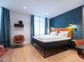 Best Western Plus Hotel City Copenhagen, hotel in Copenhagen