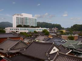 Lahan Hotel Jeonju, place to stay in Jeonju