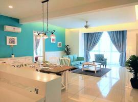 Jazz Suites Apartment, apartment in Tanjong Tokong