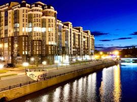 Апартаменты в ЖК Париж, hotel in Belgorod