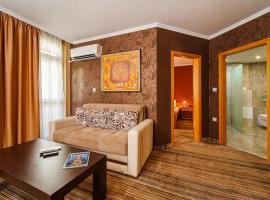 Avion Hotel - Self check in, hotel in Plovdiv