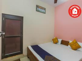 SPOT ON 63670 Hotel Raj Ratan Guest House, hotel in Bareilly